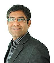 Dr.  Adarsh Someshekar, Pediatrician