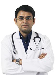 Dr.  Milind M Jambagi, Pediatrician