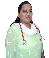 Dr.  Priyanka S, Diabetologist