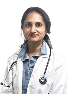 Dr.  Sabha Faryal