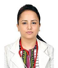 Dr.  Poonam Khadka, Pediatrician