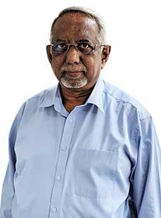 Dr. Arun Noah