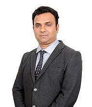 Dr.  Kedar Jagtap, Orthopedician
