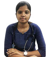 Dr.  Puja Navnath, Gynaecologist