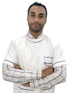 Dr.  Vaibhav Juneja, Dentist