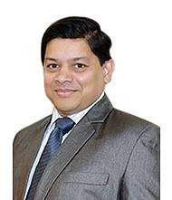 Dr.  Rajasekkhar Pappuu, Orthopedician