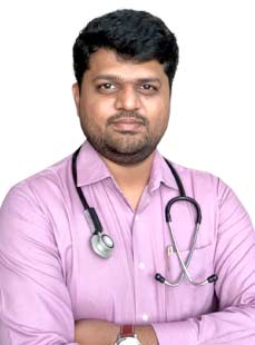 Dr.  Harish Kumar, Urologist