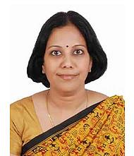 Dr.  Indu S Nair, Pediatrician