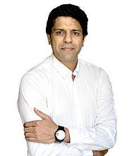 Dr.  Roshan Jain, Psychiatrist