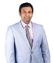 Dr.  Srikanth E, Orthopedician
