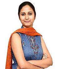 Dt.  Astha Shrivastava, Dietitian