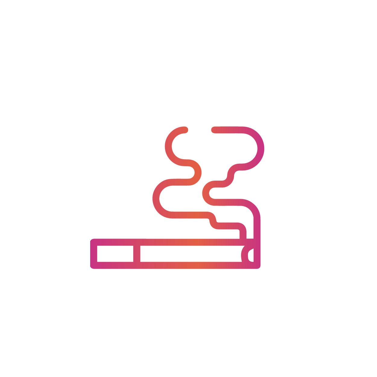 Habitual smoking