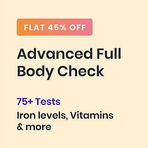 Advanced Full Body Check