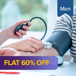 Comprehensive Full Body Check - Men